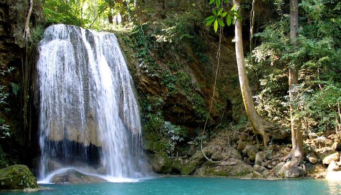the-erawan-waterfall